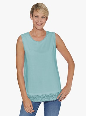 Shirttop - mint