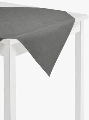 Tischdecke - grau