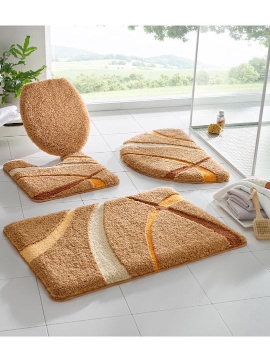 Hagemann Badeteppich - beige