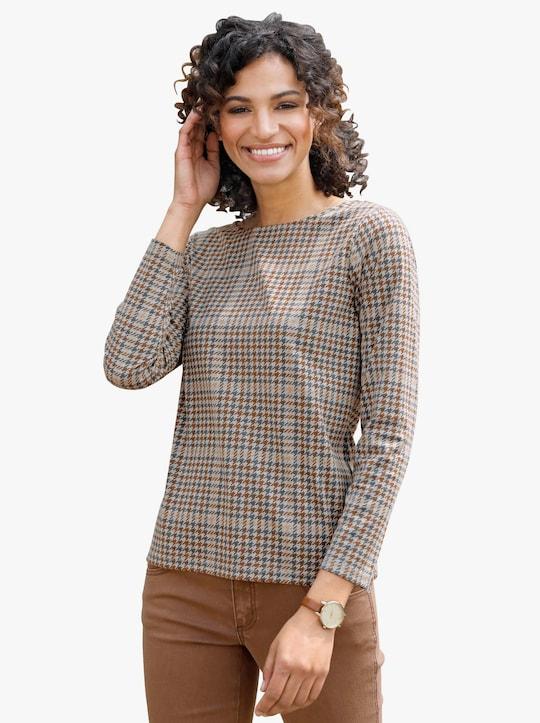 Tričko - velbloudí-vzor