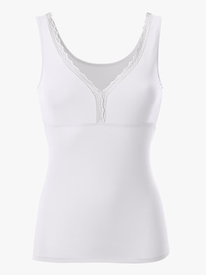 BH-Hemd - weiß