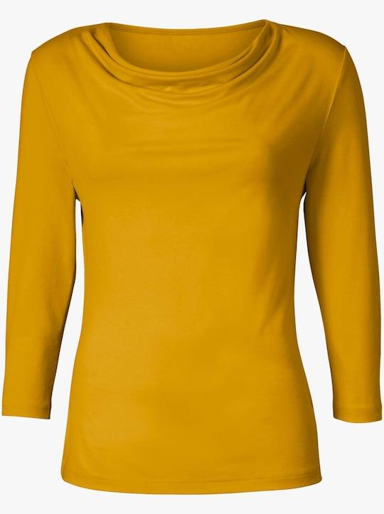 Shirt - maisgelb