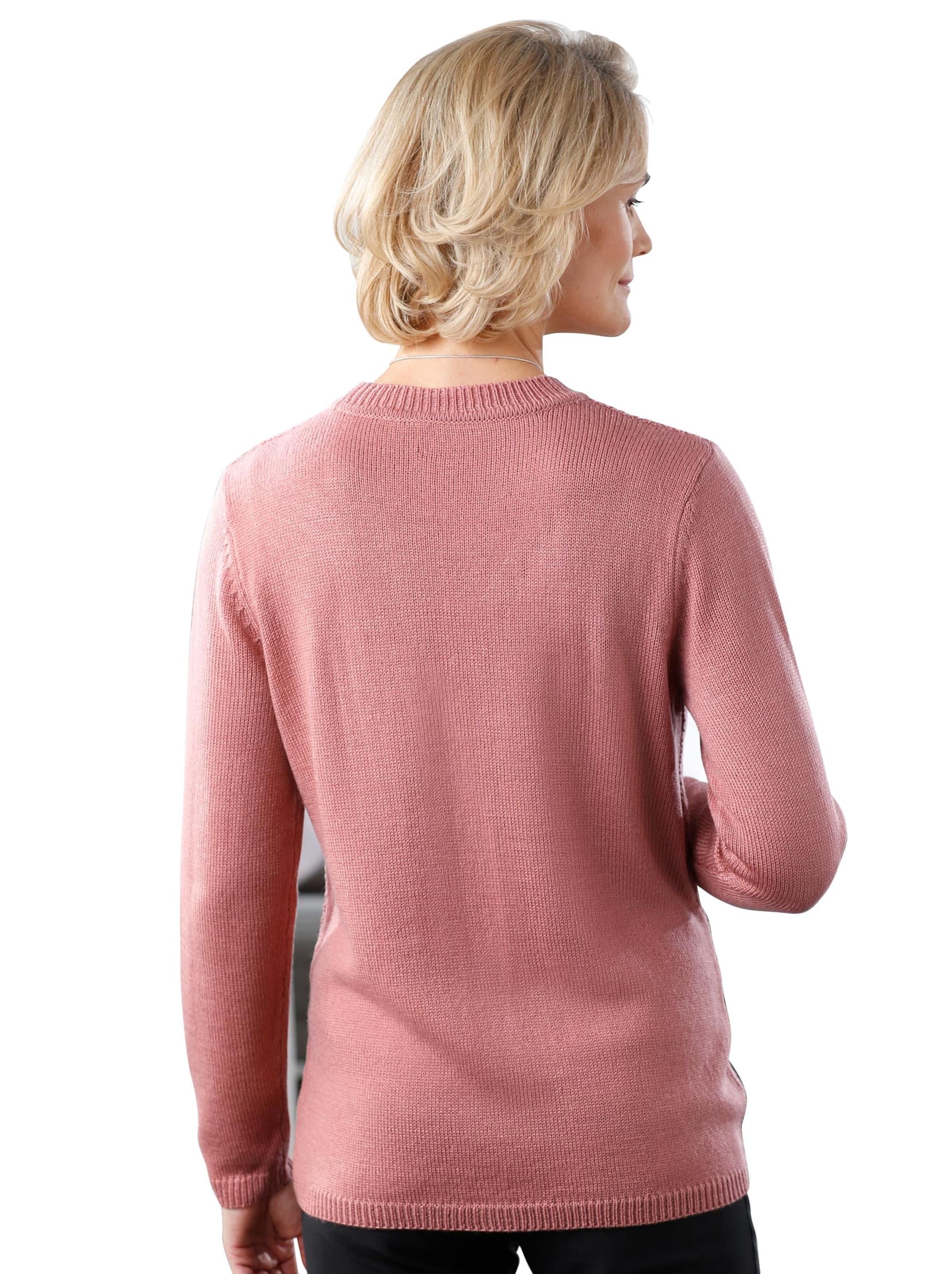 witt weiden -  Damen Pullover rosenholz
