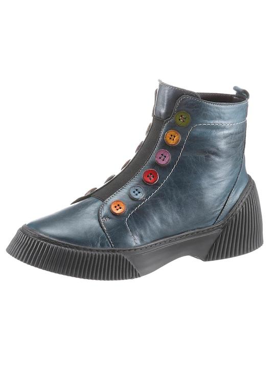 Gemini Laarsje - jeansblauw