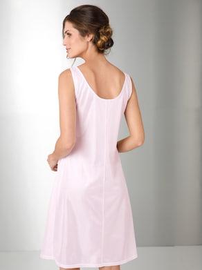 wäschepur Unterkleid - weiß + rosé