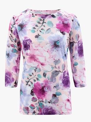 Shirt - poudre gedessineerd