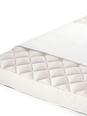 Betteinlage - weiß