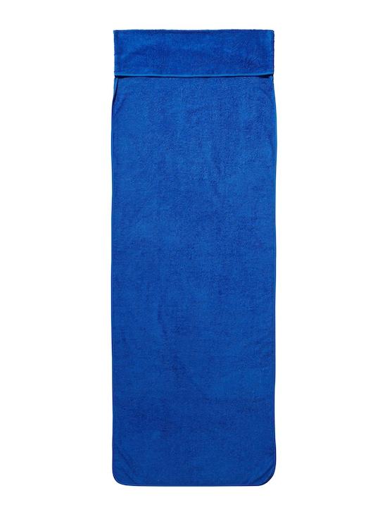 heine home Frottierbezug - blau