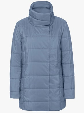 Steppjacke - eisblau