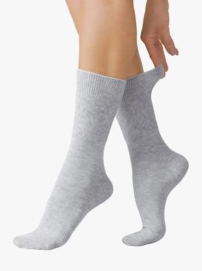 Socken - grau
