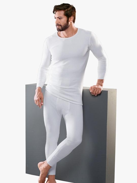 Thieme Hose lang - weiß
