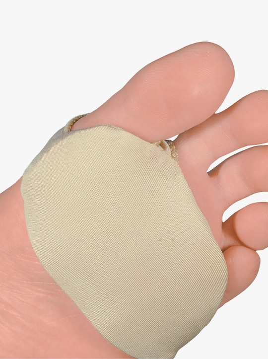 Gelové polovložky - béžová