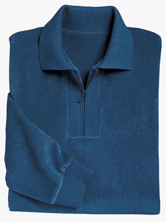 Sweatshirt - jeansblau