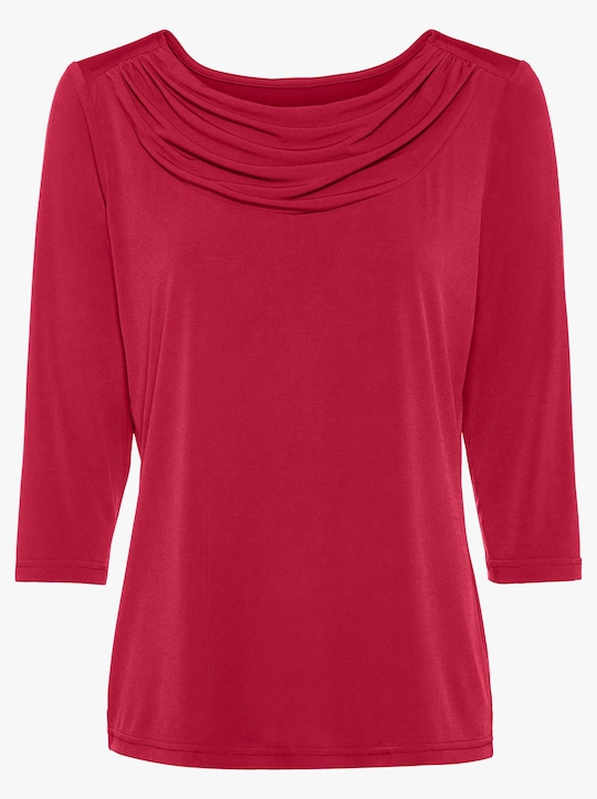 Fair Lady Shirt - rot