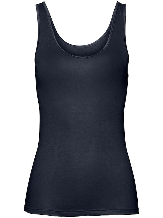 wäschepur Achselhemd - schwarz