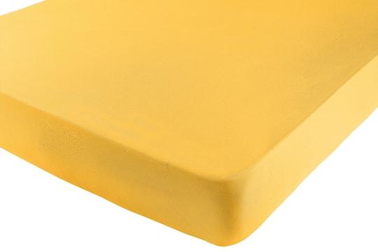 Formesse Spannbetttuch - goldgelb