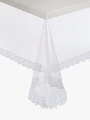 Tischdecke - transparent