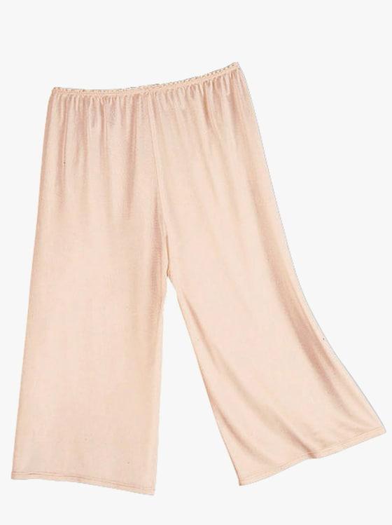 Hosen-Unterrock - puder