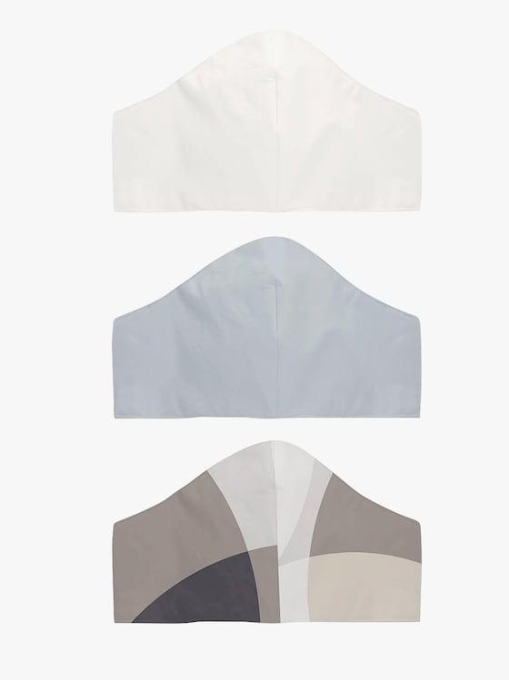 Mund-Nasen-Maske - Set 1