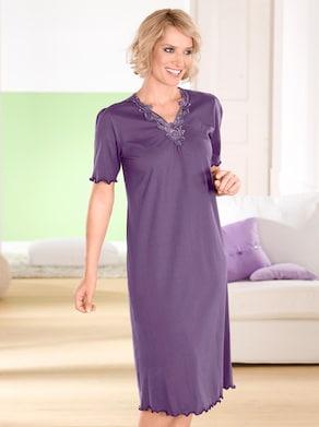 Nachthemd - lila