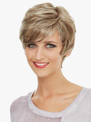 Perücke Sophia - blond-gesträhnt