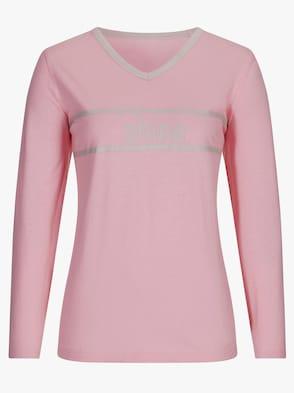 Schlafanzüge - rosé + bleu