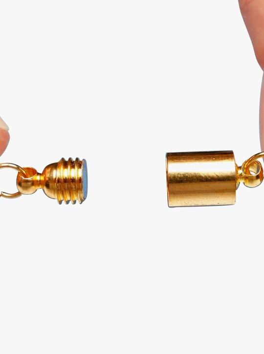 Magnetische kettingsluiting - goudkleur