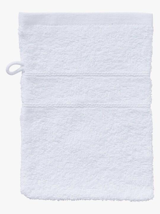 wäschepur 4-dlg. voordeelset handdoeken - wit
