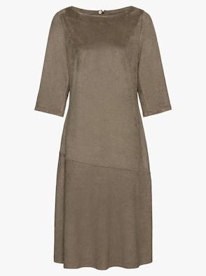 Kleid - taupe