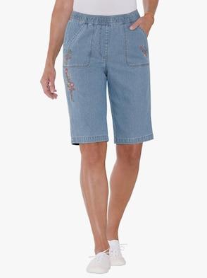 Šortky - džínová modrá
