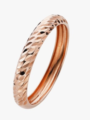 Ring - roségold 375