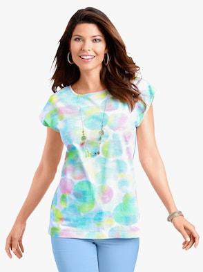 Shirt - bunt-bedruckt