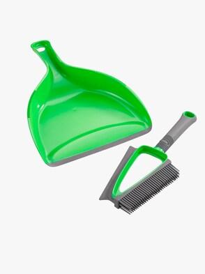 Kehrgarnitur - grün