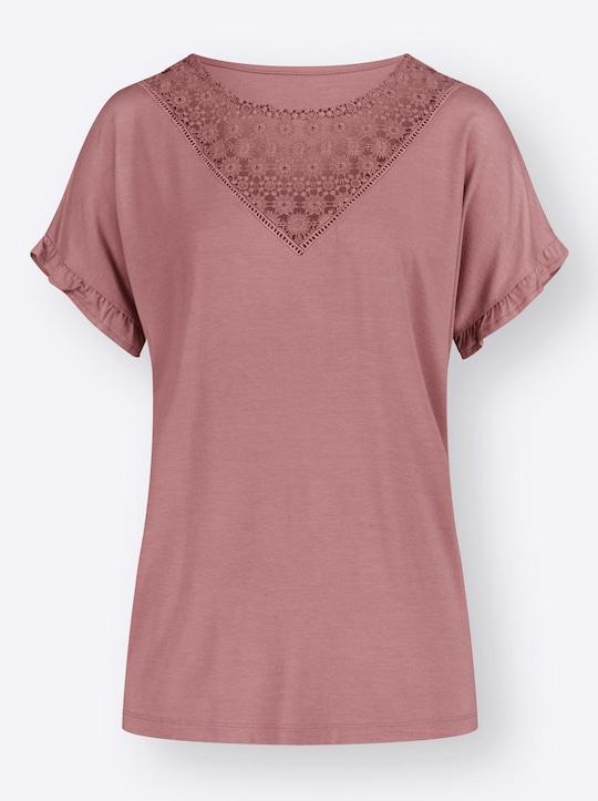 Shirt - rosenquarz