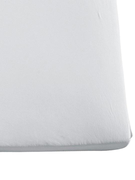 Formesse Spannbetttuch - grau