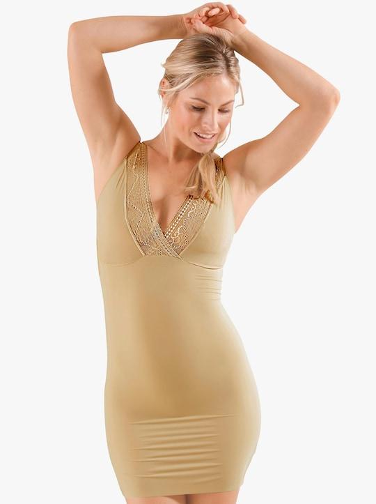 Susa Bodykleid - puder