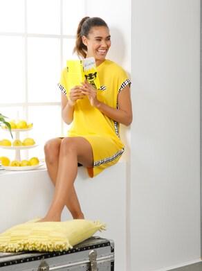 wäschepur Sleepshirt - gelb