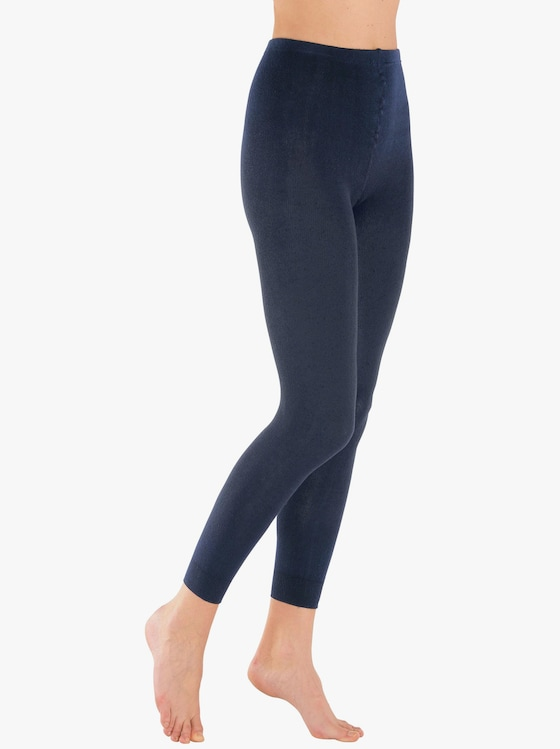 Rogo Thermo-Leggings - marine