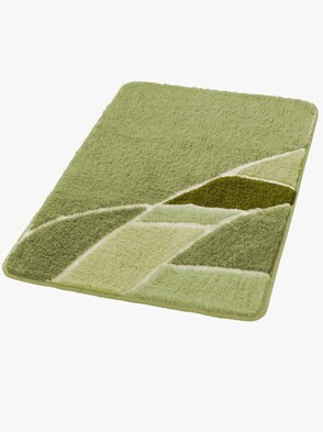 Badmat - groen