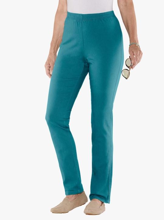 Jeans - petrol
