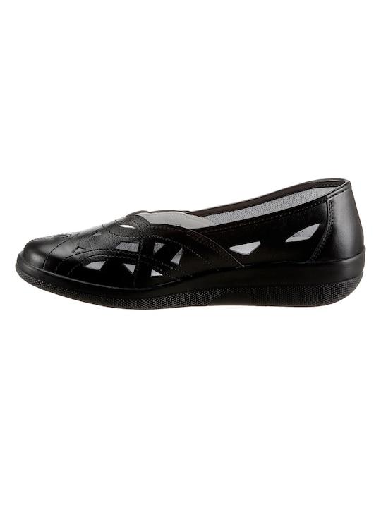 ACO Slipper - schwarz