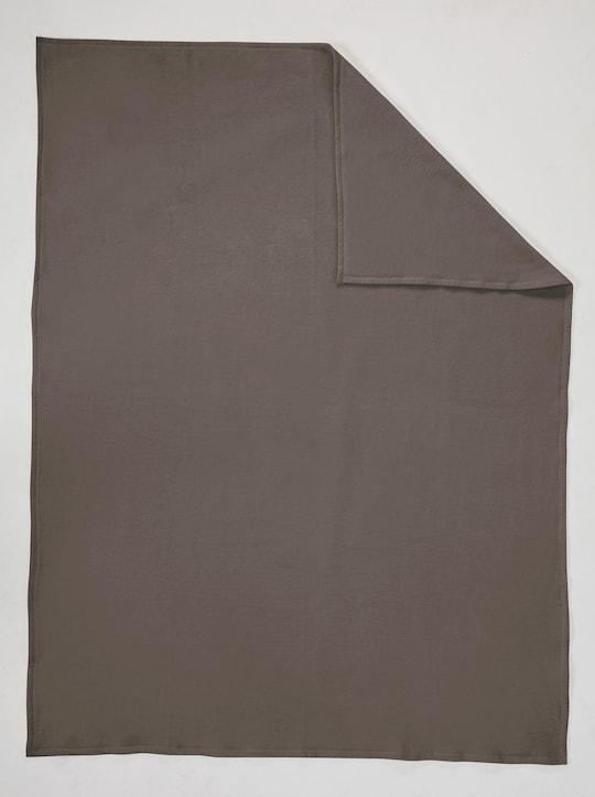 Biederlack Wohndecke - braun
