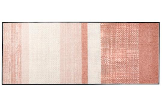 wash&dry Fußmatte - rosé