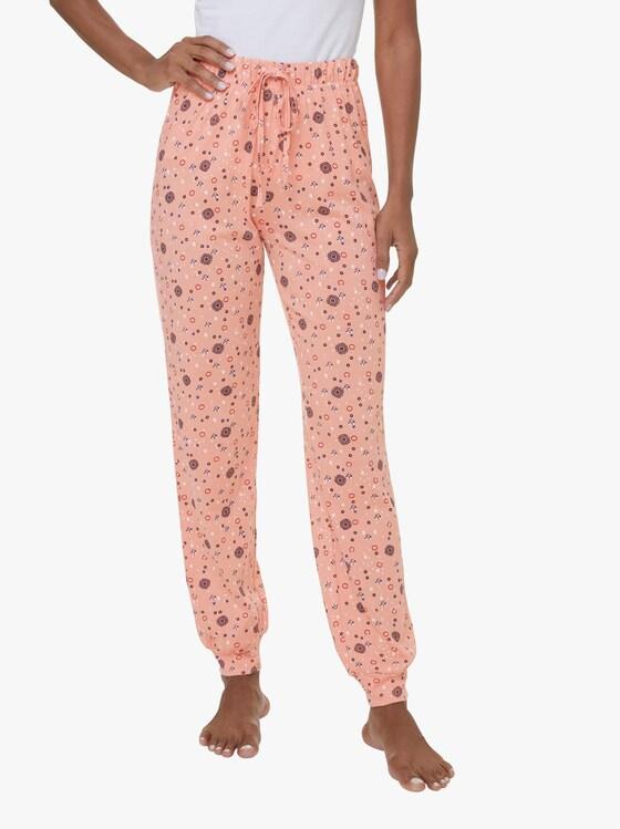 Schlafanzug-Hose - melba-bedruckt