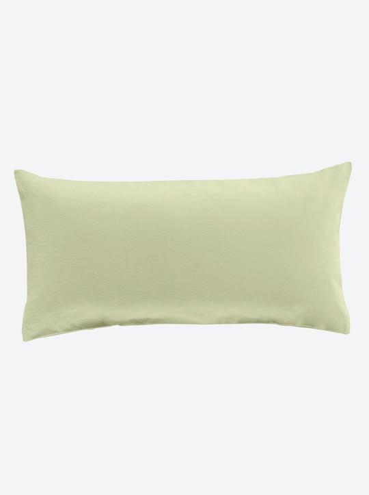 Biberna Kissenbezüge - lindgrün
