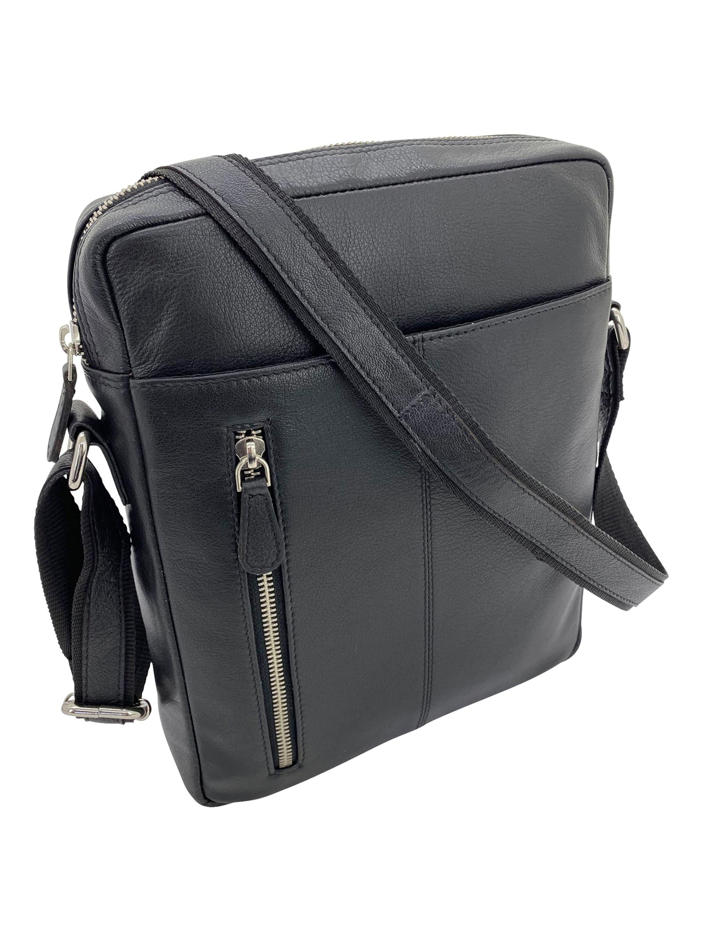 witt weiden -  Herren Tasche schwarz