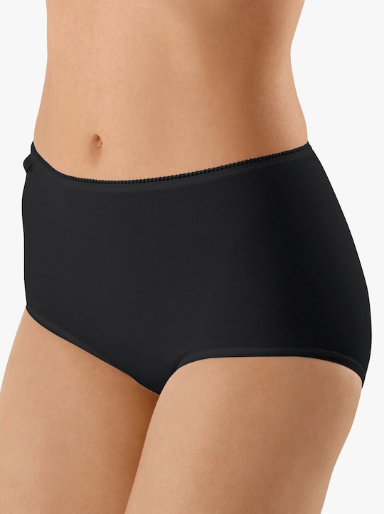 Sloggi Tailleslip - zwart