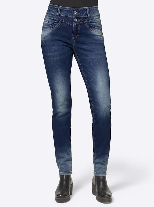 Linea Tesini Jeans - blue-stone-washed