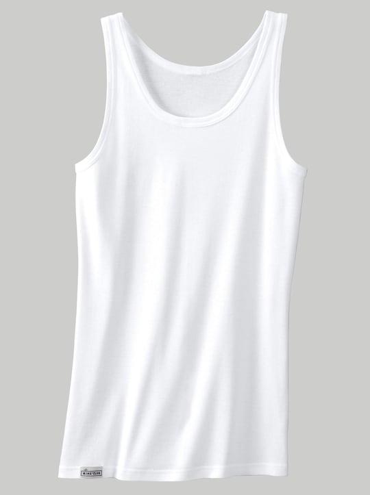 KINGsCLUB Unterhemd - weiß