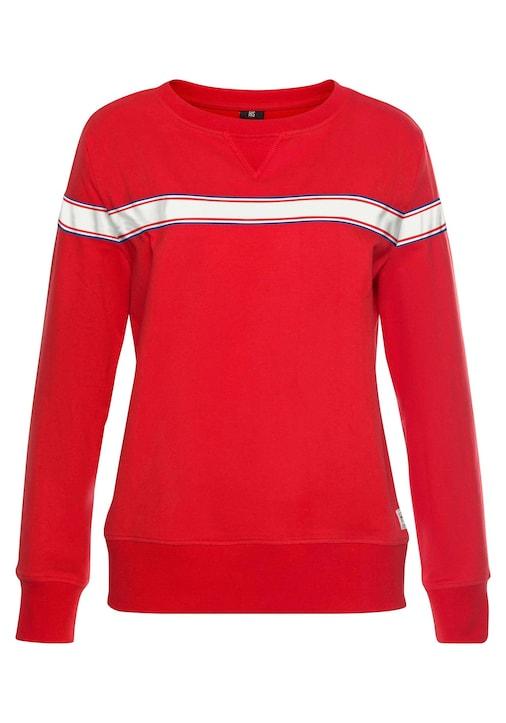 H.I.S Sweatshirt - rot